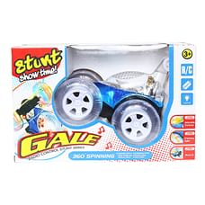 Comdaq Gale Stunt Car With Remote Control 360 Spinning