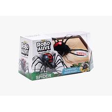 Zuru Robo Alive Boys Creepy Spider In Color Window Boxseries 1