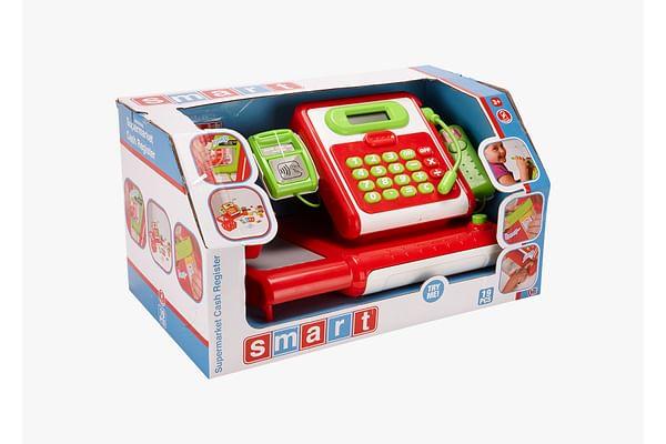 Smart Supermarket Cash Register