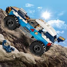 Lego City Desert Rally Racer Building Blocks For Kids (75 Pcs)60218