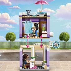 Lego Friends Emma'S Art Studio Building Blocks (235 Pcs)41365