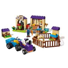 Lego Friends Mia'S Foal Stable Building Blocks For Kids (118 Pcs)41361