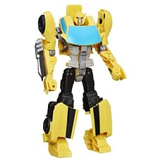 Transformers Cyber Commander Series Bumblebee, Yellow