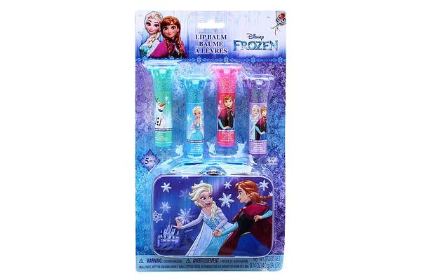 Disney Frozen Townley Girl Lip Balm Kit, Multi Color