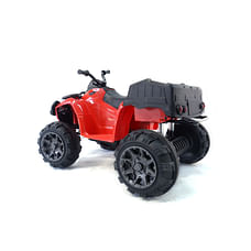 Bettyma ATV 4-wheel Ride-on Car with RC Red