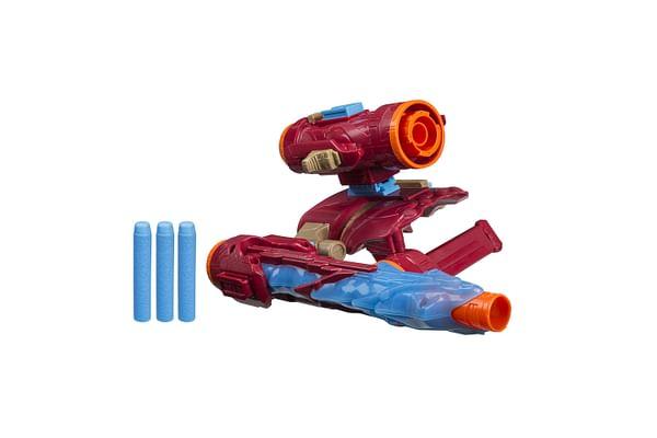 Nerf Iron Man Assembler Gear Infinity War