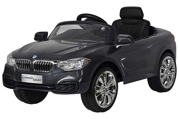 Chilokbo Bmw 4 Series Coupe Battery Operated - Grey