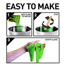National Geographic Make Glowing Slime