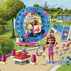 Lego Friends Olivia'S Hamster Playground Building Blocks For Kids (81 Pcs)41383
