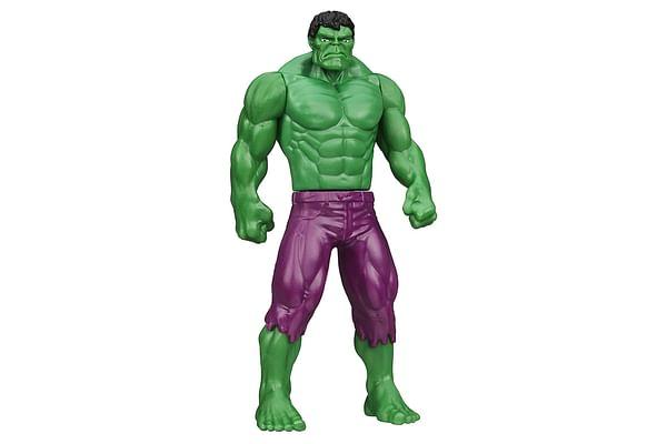 Marvel The Hulk The Avengers Marvel Action Figure