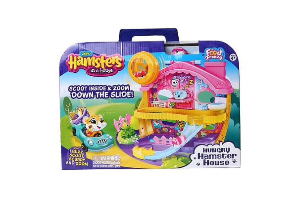 Zuru Hamsters In A House Ultimate Hamster Playset