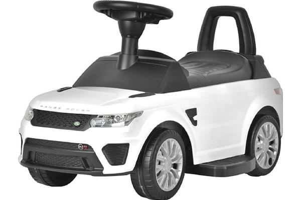 Chilokbo Range Rover Sport SVR Battery Operated Ride-on Car White