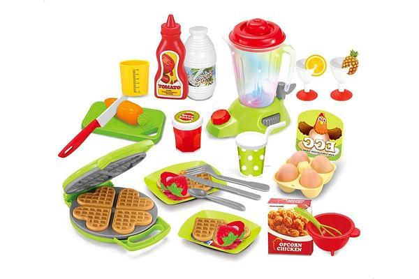 Comdaq Waffle and Juicer Set