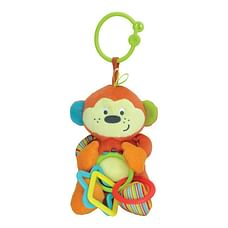 Winfun Cheeky Chimp Rattle With Wings