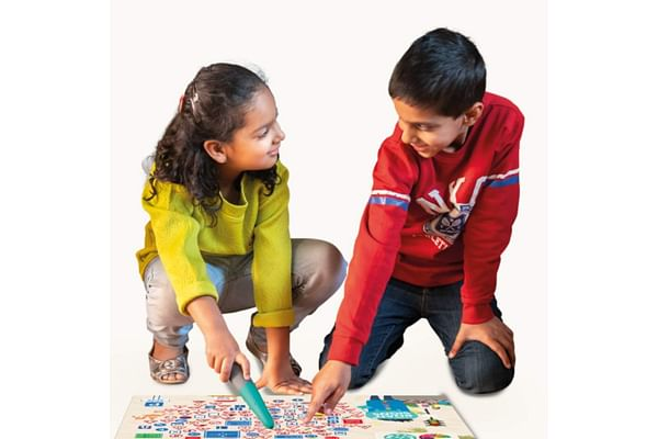 Go Discover Smart Chart - Interactive Learning Series