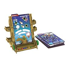 Smartivity Payload Control Galaxy Quest, Educational And Construction Activity Kit