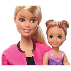 Barbie Gymnastics Coach