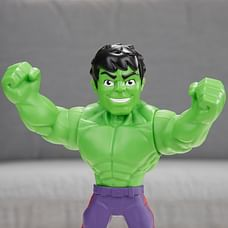 Playskool Marvel Super Hero Adventure Mega Mighties Hulk
