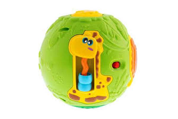 Chicco Palla Pop Up - Green