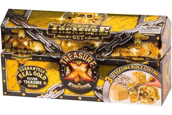 Treasure X S1 3 Pack Chest