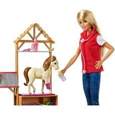 Barbie Farm Vet