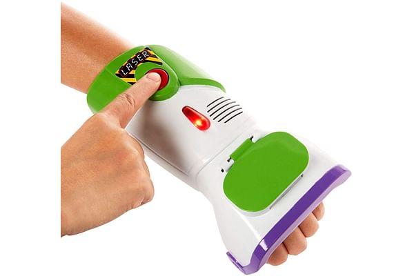 Toy Story Buzz Lightyear Rapid Disc Blaster