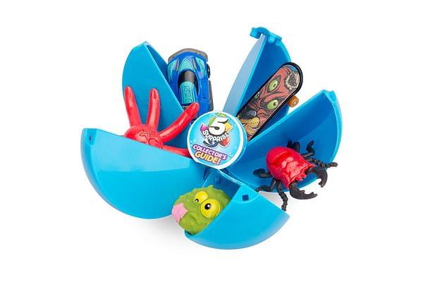 Zuru 5 Surprise Miniature Toy Mystery Ball - Boy