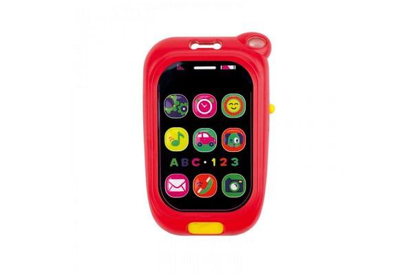 K'S Kids Intelligent Phone - Red