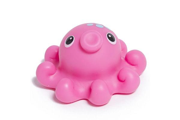 Hamleys Floating Light Up Octopus - Pink