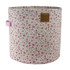 Abracadabra Storage Basket - Vintage Floral