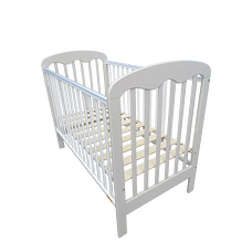 Papacare Grace Cot Gray