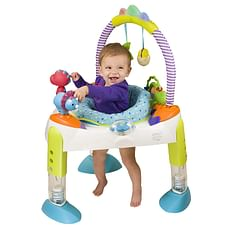 Evenflo Exersaucer D Is For Dino Baby Bouncer