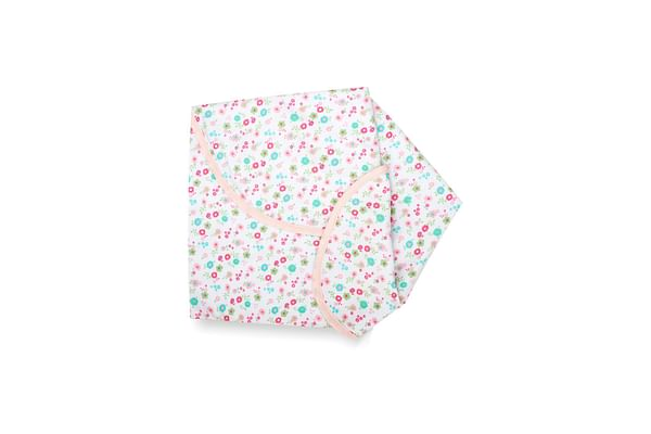 mothercare swaddling blanket - pink