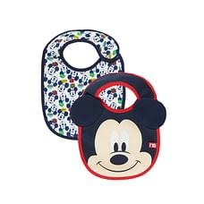 Mothercare Mickey Mouse Baby Bibs