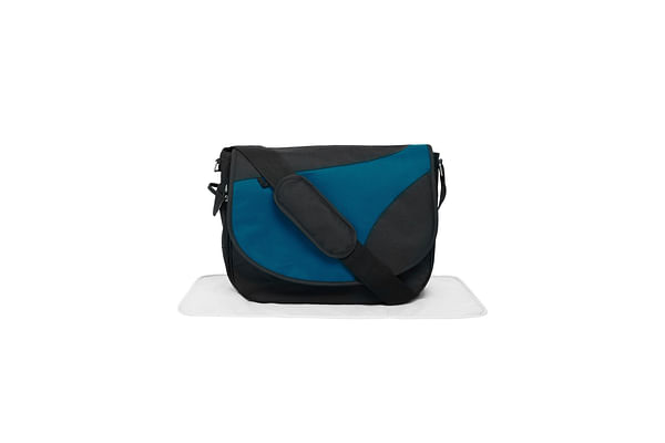 Mothercare Messenger Changing Bag- Teal