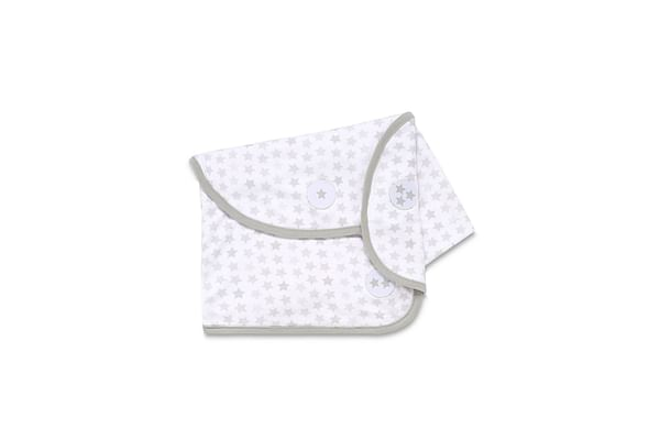 Mothercare Swaddle Blanket - Grey