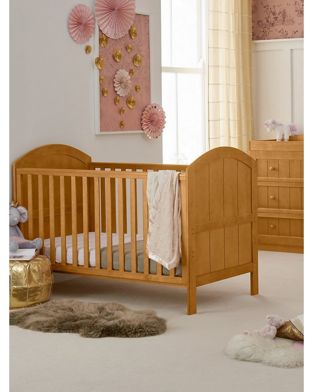 Mothercare Marlow Baby Cot Bed