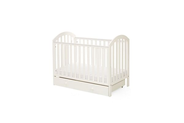 mothercare marlow cot drawer - white