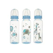 mothercare standard baby bottles - blue
