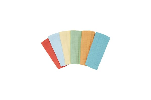 Mothercare Colored Baby Muslins