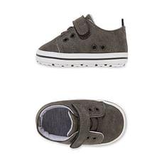 Grey Pram Shoes