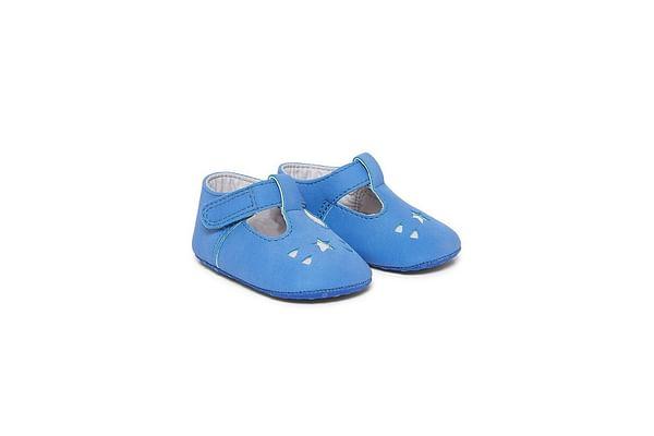 Star T-Bar Pram Shoes