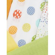 Mothercare Hello Friends Baby Muslins