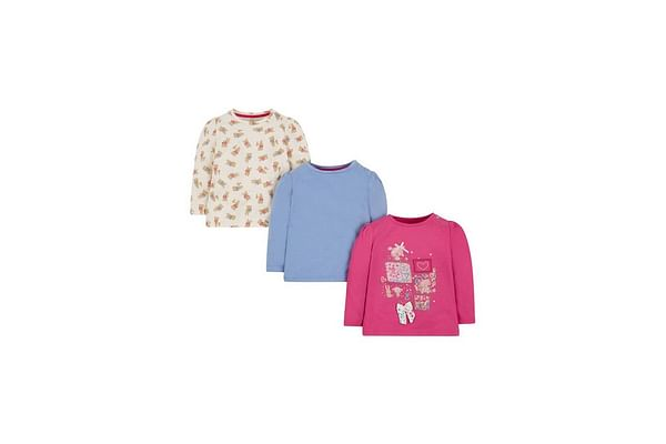 Teddy Bear T-Shirts - 3 Pack