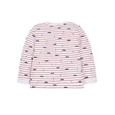 Striped Car T-Shirt