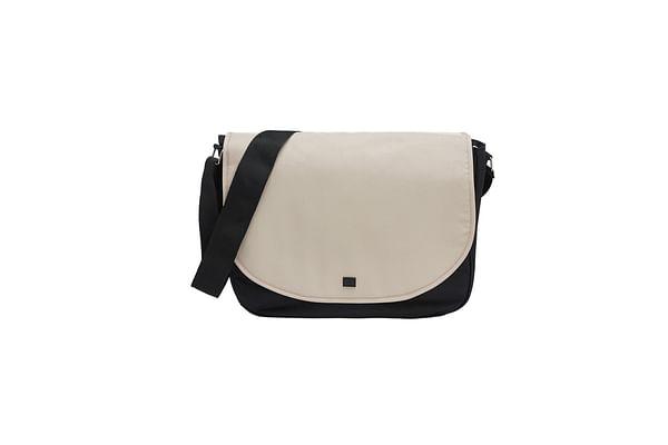 mothercare messenger changing bag - sand