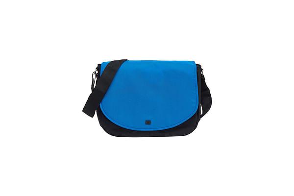 mothercare messenger changing bag - blue