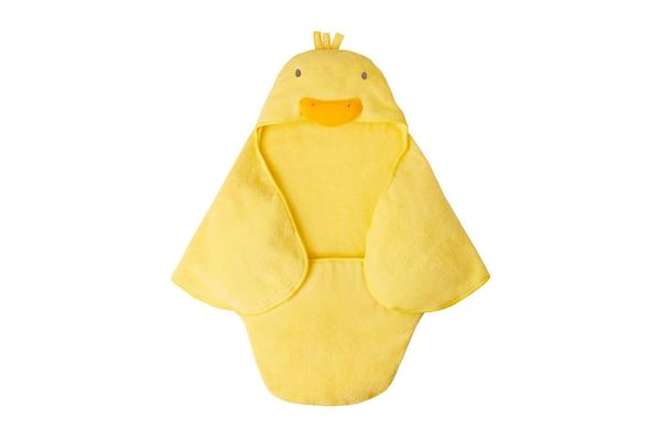 Mothercare Duck Swaddle Baby Towel