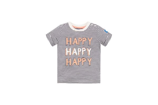 Stripe Happy T-Shirt