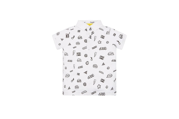 Make Music Polo Shirt